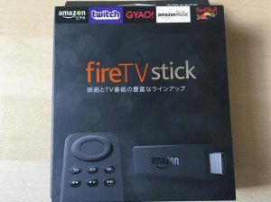 「Fire TV Stick」にダウンロードしたU-NEXTアプリから直接視聴